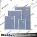 PORTA-GRAFICA-MARCO-CLIP-FORMATO-A1