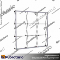 PANEL-ARANA-TELA-RECTO-DOBLE-GRAFICA-3-CUERPOS---CARRO-BASICO---FOCOS-HALOGENO